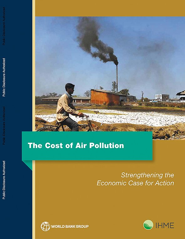 The Cost of Air Pollution: Strengthening the Economic Case for Action