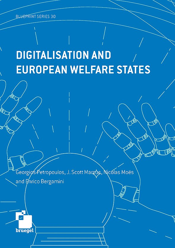 Digitalisation and European Welfare States