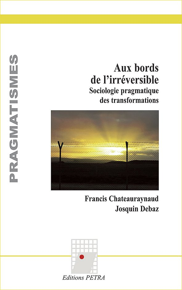 Aux bords de l'irréversible. Sociologie pragmatique des transformations