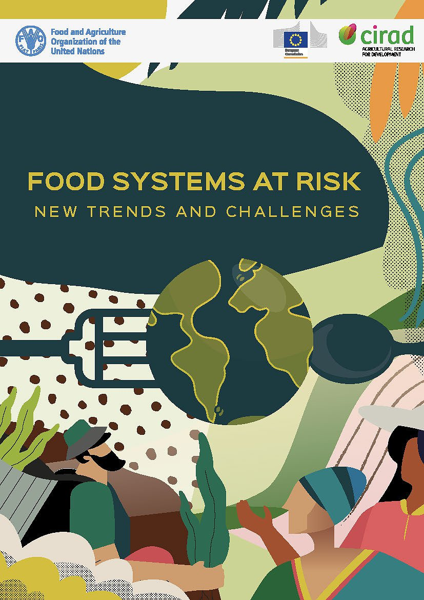 Food Systems at Risk: New Trends and Challenges