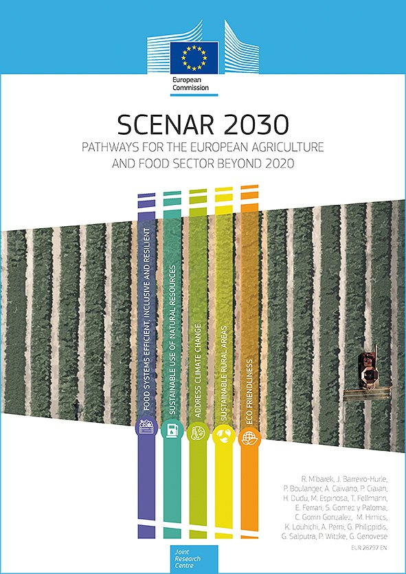 Scenar 2030: Pathways for the European Agriculture and Food Sector beyond 2020