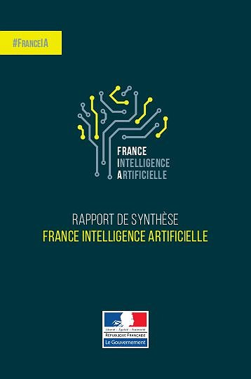 France intelligence artificielle. Rapport de synthèse