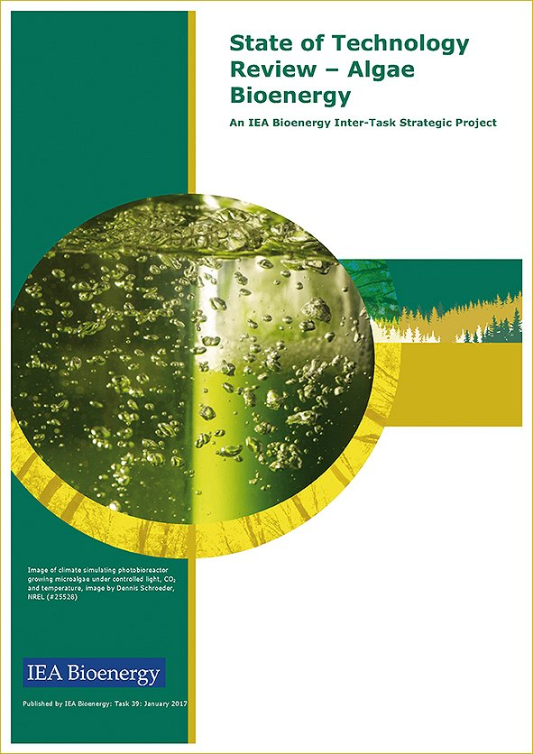 State of Technology Review: Algae Bioenergy. An IEA Bioenergy Inter-Task Strategic Project