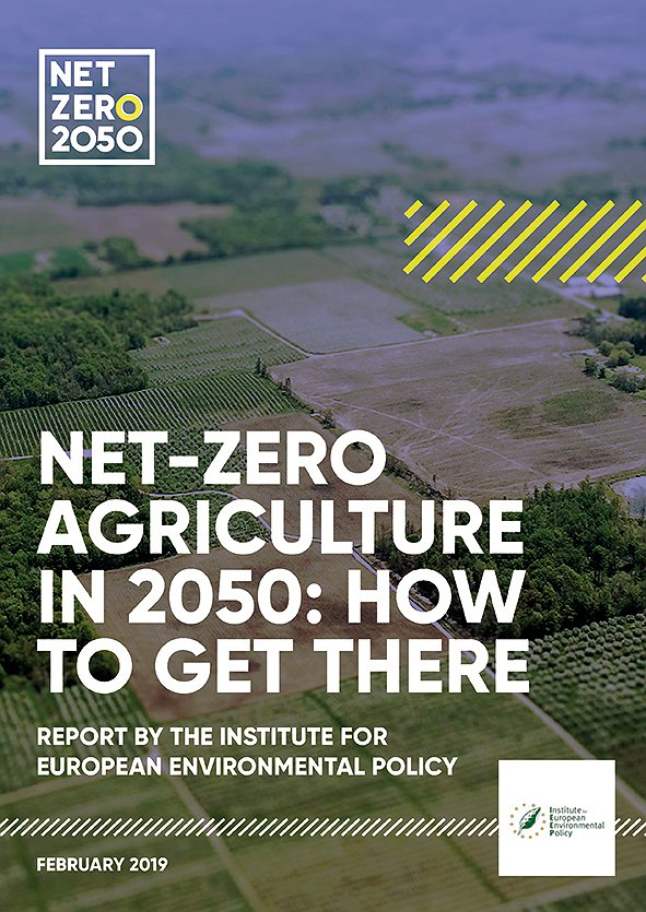 Net-zero Agriculture in 2050: How to Get There?