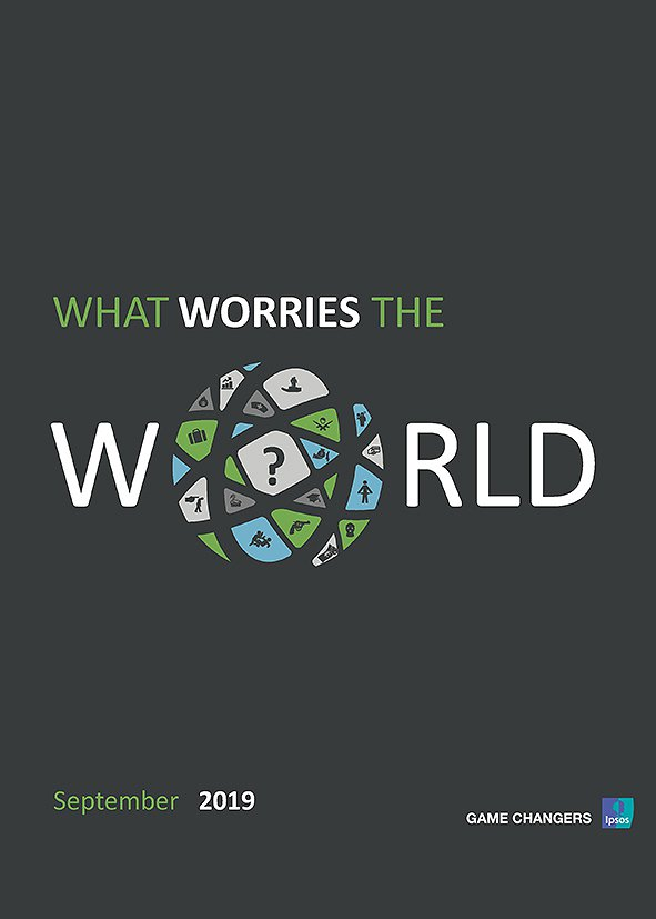 What Worries the World