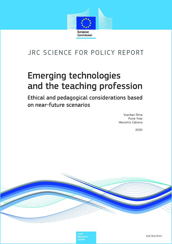 Emerging Technologies and the Teaching Profession: Ethical and Pedagogical Considerations Based on Near-future Scenarios