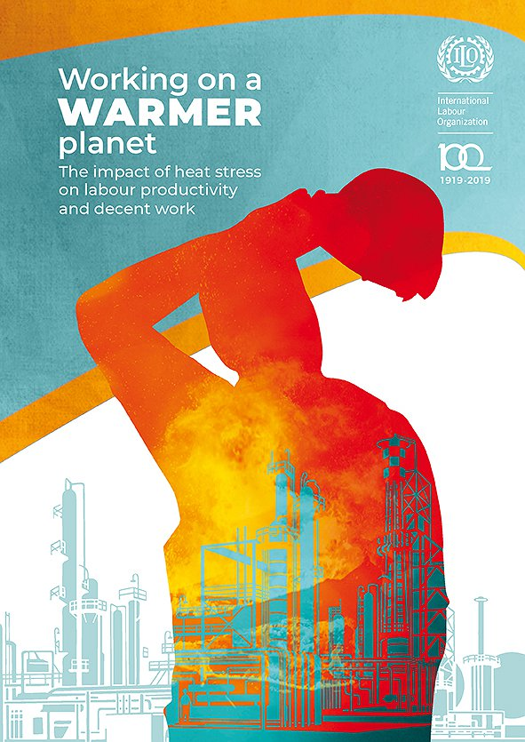 Working on a Warmer Planet: The Effect of Heat Stress on Productivity and Decent Work