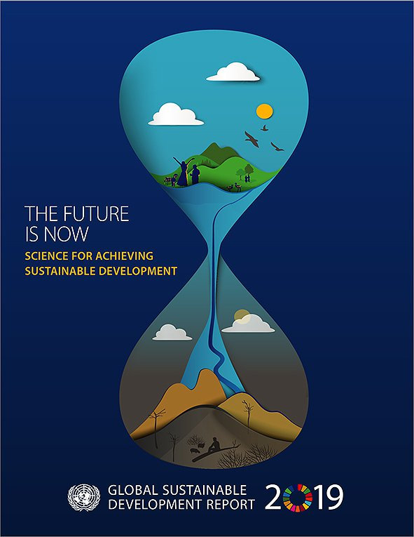 The Future Is Now: Science for Achieving Sustainable Development