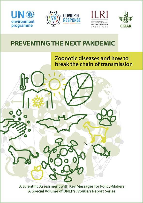 Preventing the Next Pandemic: Zoonotic Diseases and How to Break the Chain of Transmission