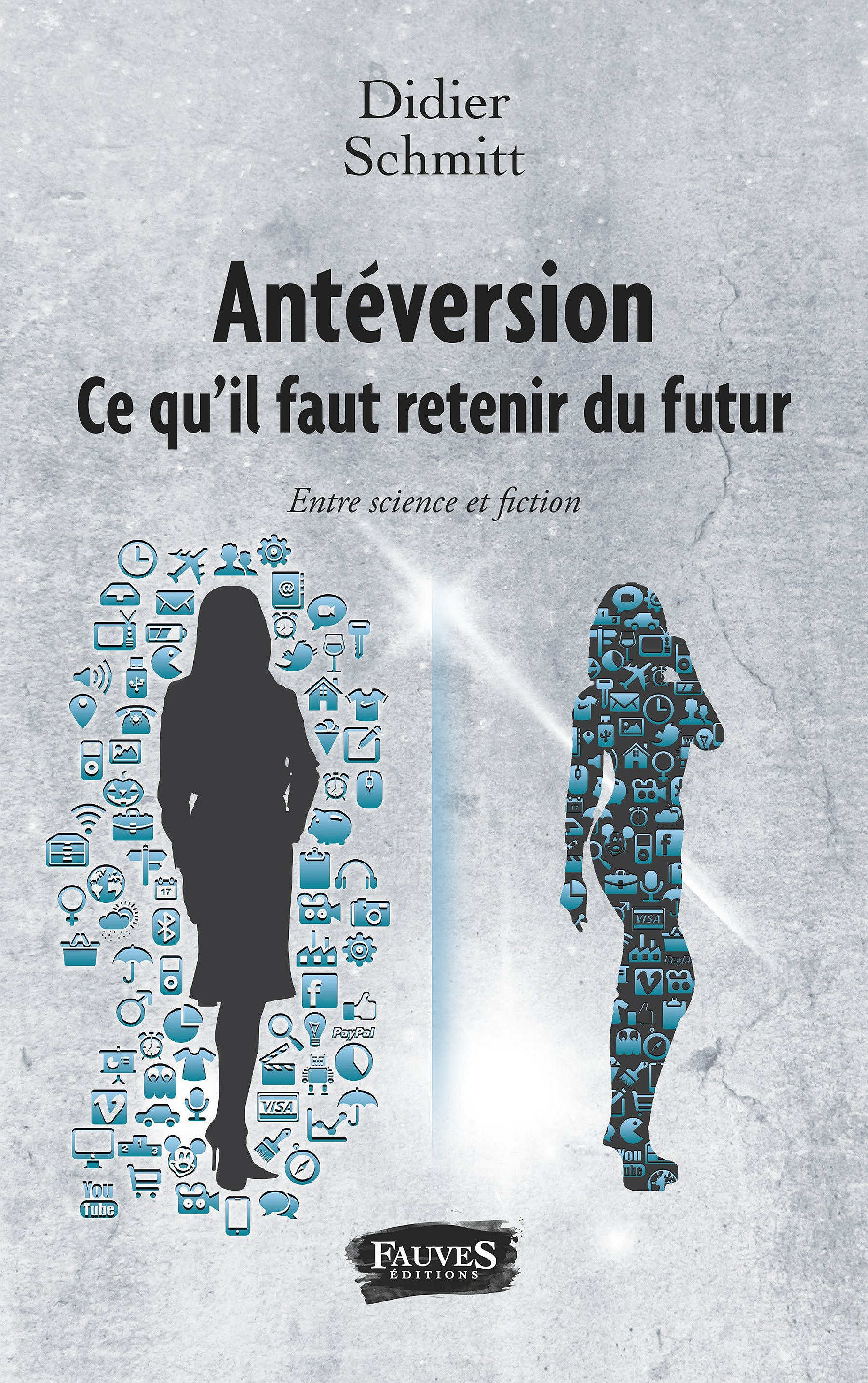 Anteversion, What We Must Remember about the Future. Between Science and Fiction
