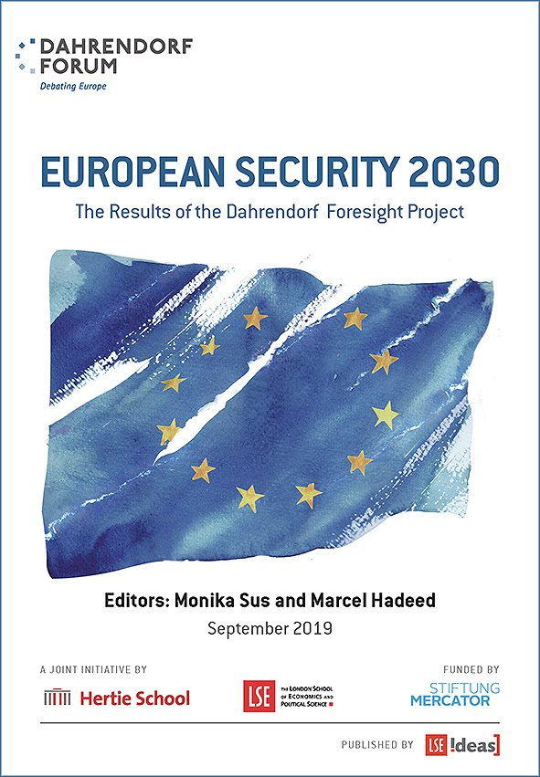 European Security 2030: The Results of the Dahrendorf Foresight Project