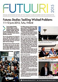 Futures Studies Tackling Wicked Problems